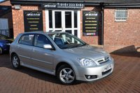 2005 TOYOTA COROLLA 1.4 T3 COLOUR COLLECTION VVT-I 5d 92 BHP £2195.00