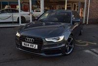 2014 AUDI A6 2.0 TDI ULTRA S LINE BLACK EDITION 4d 188 BHP £16890.00