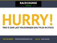 USED 2009 09 VOLKSWAGEN GOLF PLUS 1.9 LUNA TDI 5d 103 BHP