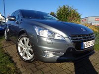 USED 2011 PEUGEOT 508 2.0 ALLURE HDI 4d AUTO 163 BHP **Stunning Low Mileage Automatic Full Service History 12 Months Mot**