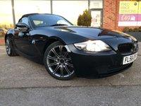 2006 BMW Z4 2.0 Z4 SPORT ROADSTER 2d 148 BHP £4995.00