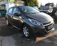 USED 2015 65 PEUGEOT 208 1.2 ACTIVE 5d 82 BHP