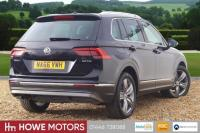 USED 2016 66 VOLKSWAGEN TIGUAN 2.0 TDI BlueMotion Tech SEL 5dr NAVIGATION HEATED ERGO ACTIVE SEATS BLUETOOTH & MEDIA AUDIO LANE ASSIST 19