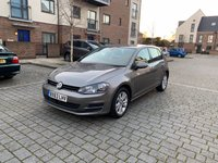 USED 2013 63 VOLKSWAGEN GOLF 1.4 SE TSI BLUEMOTION TECHNOLOGY DSG 5d AUTO 120 BHP Low mileage, Auto 1.4 Golf, Warranty, NEW Mot, Finance