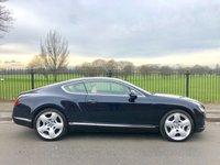 2012 BENTLEY CONTINENTAL 6.0 GT MDS 2d AUTO 567 BHP £49995.00