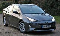 2016 TOYOTA PRIUS 1.8 VVT-I ACTIVE 5d AUTO 97 BHP £16500.00