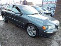 2005 VOLVO S60 2.0 T SE 4d 177 BHP £2995.00