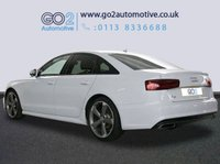 USED 2015 65 AUDI A6 2.0 TDI ULTRA S LINE BLACK EDITION 4d AUTO 188 BHP