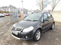 USED 2006 56 SUZUKI SX4 1.6 GLX 4Grip 5dr Only one owner since New