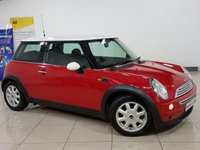 2004 MINI HATCH COOPER 1.6 COOPER 3d 114 BHP £1495.00