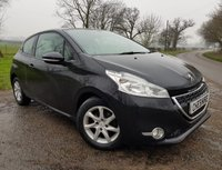 USED 2012 12 PEUGEOT 208 1.4 ACTIVE HDI 3d + 2 FORMER KEEPERS + ALLOYS + EXTRAS