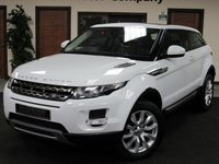 2014 LAND ROVER RANGE ROVER EVOQUE 2.2 SD4 PURE TECH 3d 190 BHP £16950.00