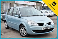 USED 2008 08 RENAULT SCENIC 1.4 EXTREME 16V 5d 100 BHP