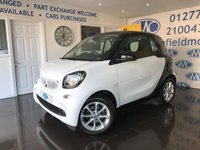 2016 SMART FORTWO 1.0 PASSION 2d AUTO 71 BHP £7500.00