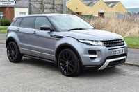 USED 2014 63 LAND ROVER RANGE ROVER EVOQUE  2.2 SD4 DYNAMIC LUX 5d AUTO 190 BHP
