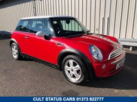 2006 MINI HATCH COOPER 1.6 114 BHP £2995.00