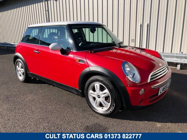 2006 55 MINI HATCH COOPER 1.6 114 BHP