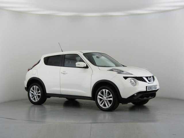 View our 2015 65 NISSAN JUKE 1.5 N-CONNECTA DCI 5d 110 BHP