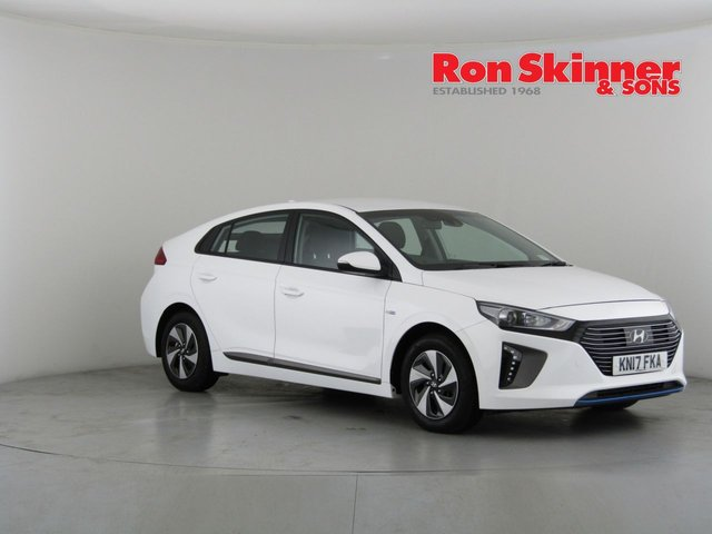 View our 2017 17 HYUNDAI IONIQ 1.6 SE 5d AUTO 139 BHP