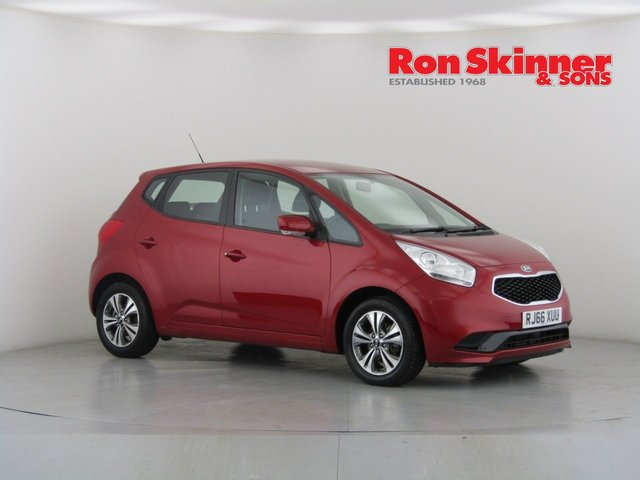 View our 2017 66 KIA VENGA 1.4 CRDI 2 5d 89 BHP