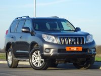 USED 2012 62 TOYOTA LAND CRUISER 3.0 LC4 D-4D 5d AUTO 188 BHP