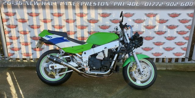 View our KAWASAKI ZXR750