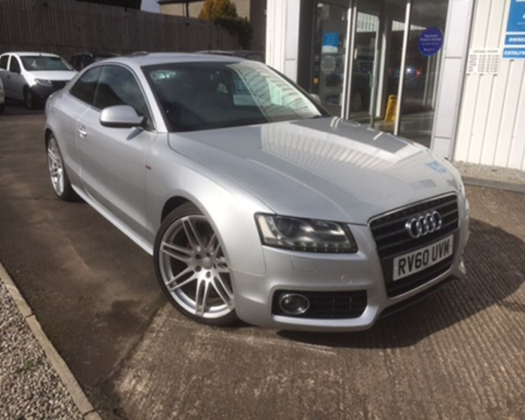 2010 Audi A5 Tdi S Line Special Edition 8995