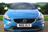 USED 2015 15 VOLVO V40 2.0 T2 R-Design 5dr VERY LOW MILES ONE OWNER **SAT NAVIGATION+PARK ASSIST** BLUETOOTH