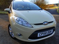 USED 2008 58 FORD FIESTA 1.2 ZETEC 5d 81 BHP  ** 2 PREVIOUS OWNERS, YES ONLY 36K ,GROUP 6 INSURANCE,  ABSOLUTE BARGAIN **