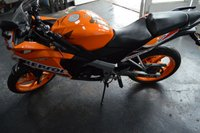 USED 2016 16 HONDA CBR 125R 1 OWNER F/S/H IDEAL FIRST BIKE