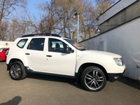 USED 2013 63 DACIA DUSTER 1.5 AMBIANCE DCI 4WD 5d 109 BHP