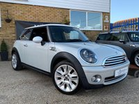 USED 2010 59 MINI HATCH COOPER 1.6 COOPER CAMDEN 3d 120 BHP WE SPECIALISE IN MINI'S!!!!!!