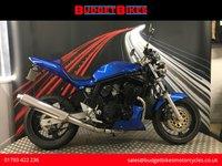 2002 SUZUKI Bandit 600 GSF 600 BANDIT £2690.00
