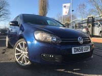 2009 VOLKSWAGEN GOLF 2.0 SE TDI 5d 109BHP NEWER SHAPE £3190.00