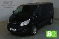 USED 2017 67 FORD TRANSIT CUSTOM 2.0 290 TREND 105 BHP SWB L1 H1 EURO 6 EURO 6 DEALER WARRANTY
