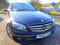 USED 2010 60 MERCEDES-BENZ CLC CLASS 2.1 CLC220 CDI SPORT 3d AUTO 150 BHP ** ONE PREVIOUS OWNER , DIESEL, AUTOMATIC, TWO TONE LEATHER, YES ONLY 57K, STUNNING VEHICLE **