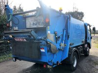 USED 2009 58 ISUZU TRUCKS NPR 5.2 7.5T EASYSHIFT/AUTO NTM REFUSE/RECYCLING DUSTCART +1 OWNER+ ALL IN WORKING ORDER