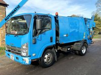 2009 ISUZU TRUCKS NPR 5.2 7.5T EASYSHIFT/AUTO NTM REFUSE/RECYCLING DUSTCART £5995.00