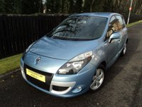 USED 2010 10 RENAULT SCENIC 1.9 DYNAMIQUE TOMTOM DCI 5d 129 BHP