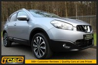 USED 2011 60 NISSAN QASHQAI 2.0 N-TEC DCI 4WD 5d 148 BHP A RARE 4WD LOW OWNER QASHQAI WITH FULL HISTORY!!!