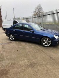 USED 2005 05 MERCEDES-BENZ C CLASS C180K ELEGANCE SE p/x to clear 12 months mot