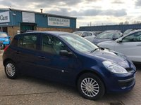 2006 RENAULT CLIO 1.4 EXPRESSION new cambelt kit fitted new clutch fitted Just been mot and serviced car is ready to go !!! £1995.00