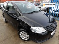 2008 VOLKSWAGEN FOX