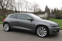 USED 2011 61 VOLKSWAGEN SCIROCCO 2.0 TDI GT 3dr FULL LEATHER~STUNNING EXAMPLE