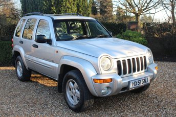 2001 JEEP CHEROKEE 3.7 LIMITED 5d 208 BHP £1500.00