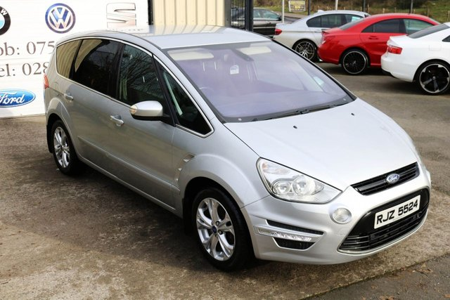 2012 FORD S-MAX 1.6 TITANIUM TDCI S/S 5d 115 BHP (FINANCE & WARRANTY)