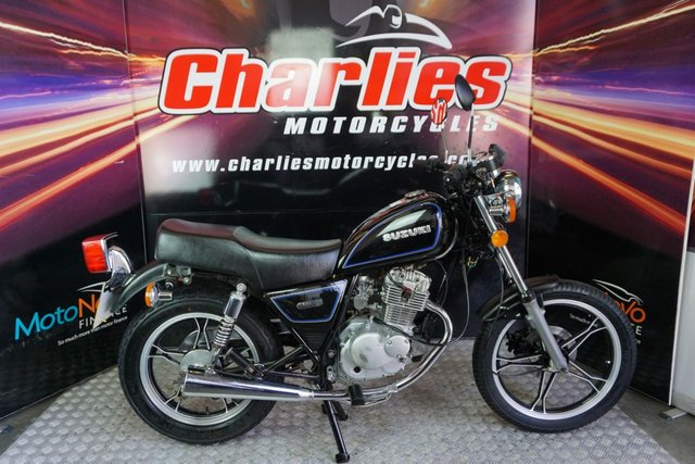 View our SUZUKI GN 125
