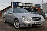 USED 2006 56 MERCEDES-BENZ E CLASS 3.0 E320 CDI SPORT 4d AUTO 222 BHP MEGA SPEC, PAN ROOF, TV, SAT NAV, FSH