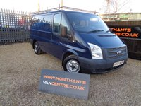 2013 FORD TRANSIT 2.2 T280 SWB LOW ROOF 5d 100 BHP £6790.00
