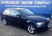 2010 BMW 1 SERIES 2.0 116I SPORT 3d 121 BHP £5499.00